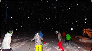 Noční lyžovačka